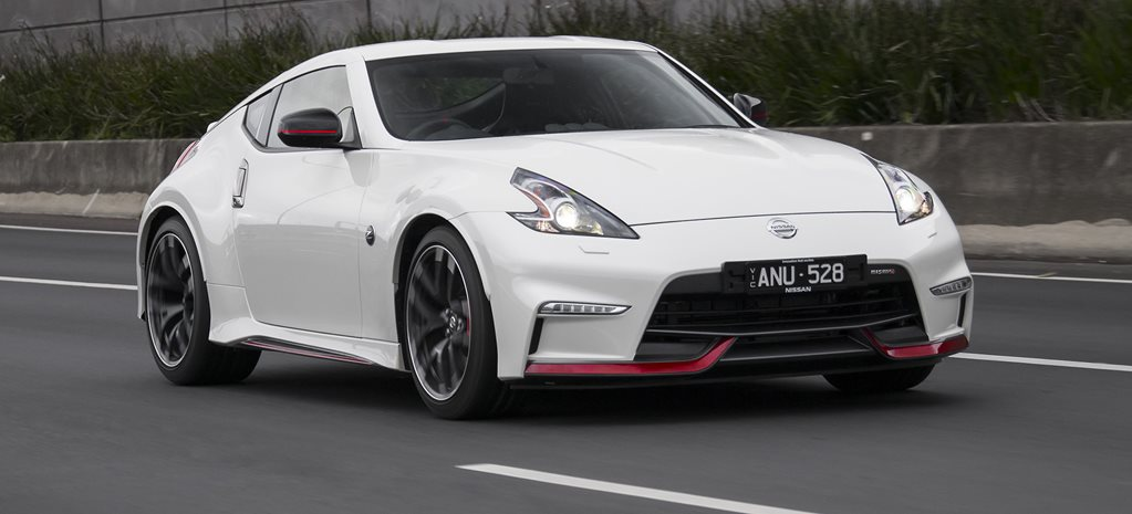 2008 nissan 350z nismo review