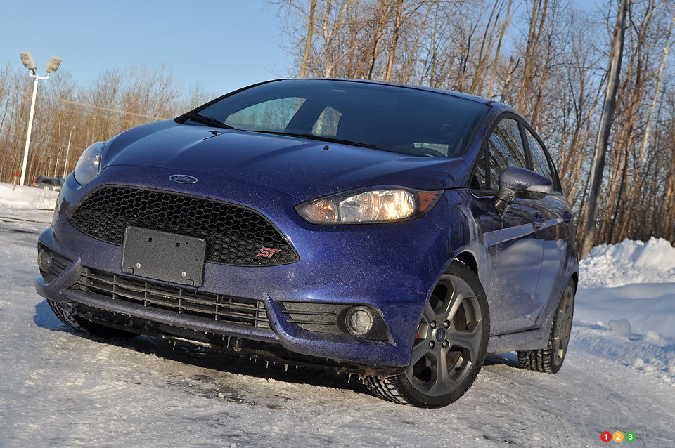 2014 ford fiesta s review