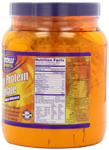 whey isolate protein powder reviews