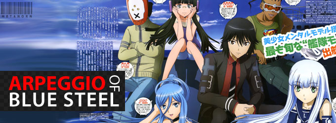 arpeggio of blue steel review