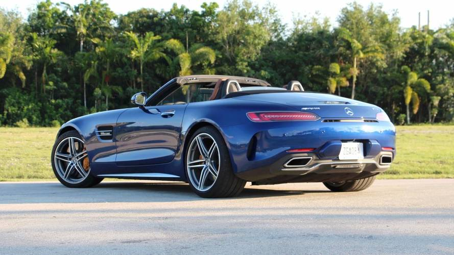 amg gt c roadster review