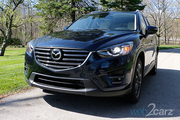 cx 5 grand touring review