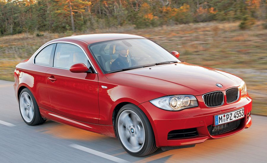 2009 bmw 128i review car and driver