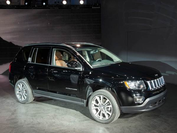 2014 jeep compass latitude reviews