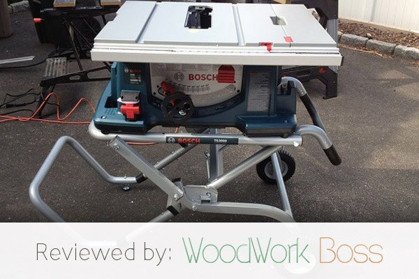 bosch ts3000 table saw review