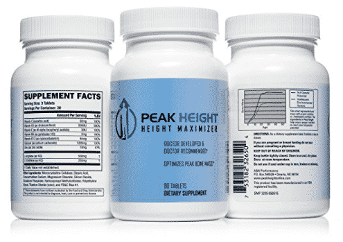 peak anti anxiety supplement reviews