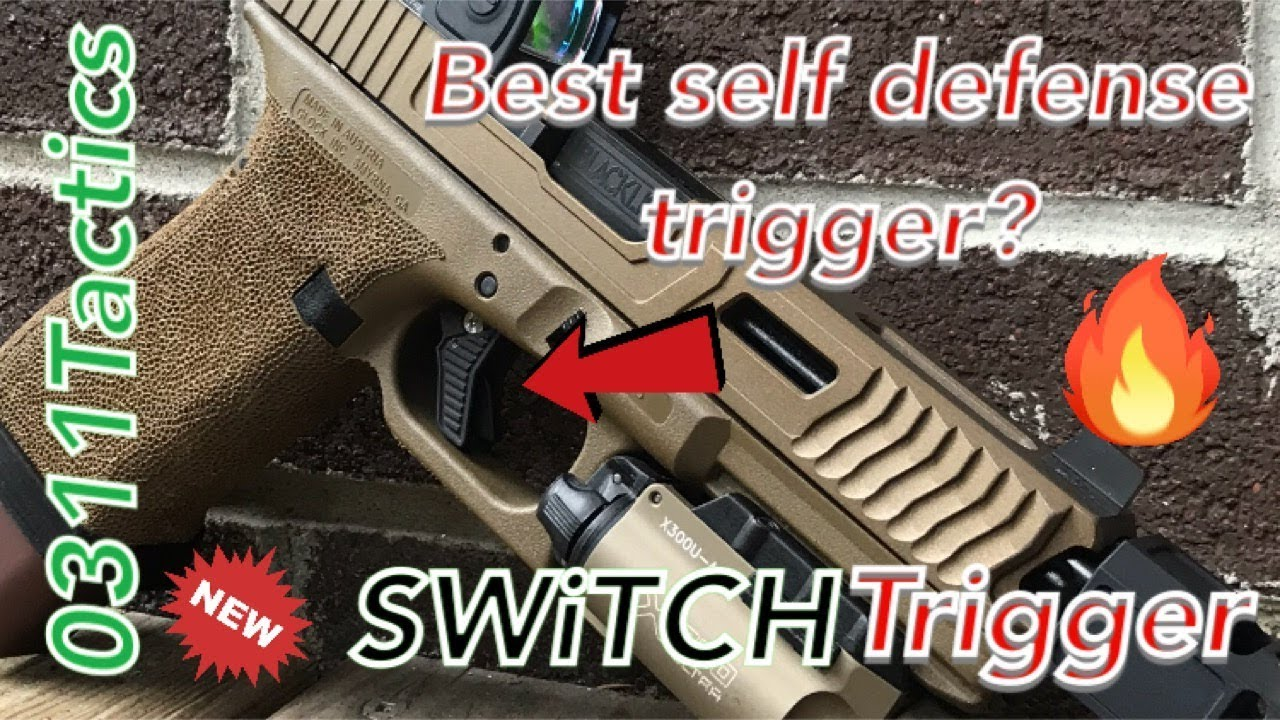 arsenal democracy switch trigger review