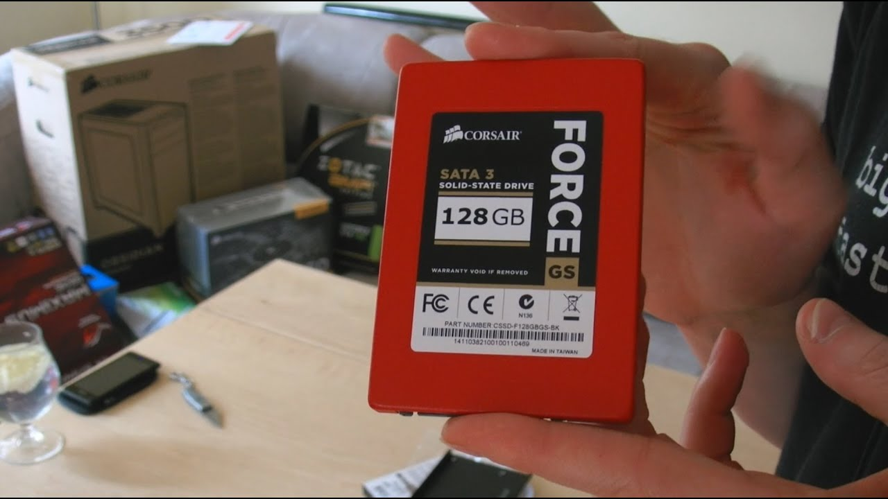 corsair force gs 128gb review