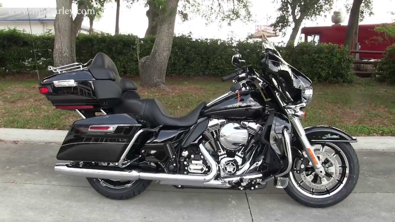 2016 harley davidson ultra limited low review