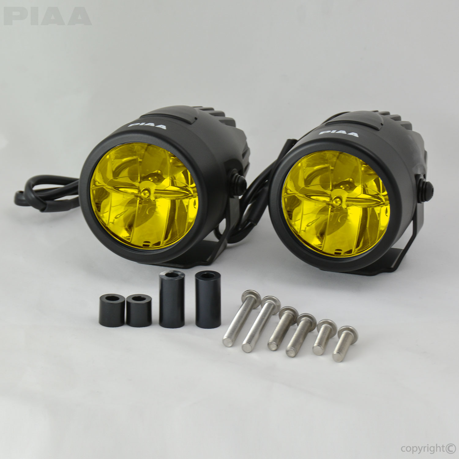 motorcycle led driving lights review