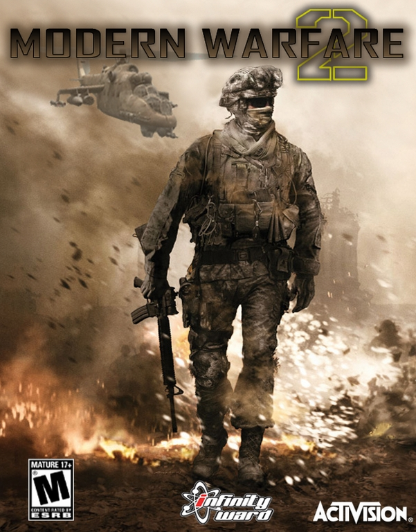 call of duty modern warfare 2 ps3 review