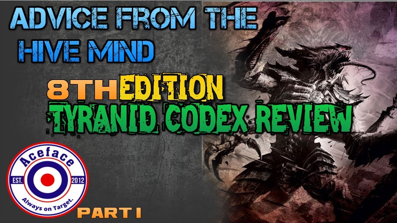 8th edition tyranid codex review