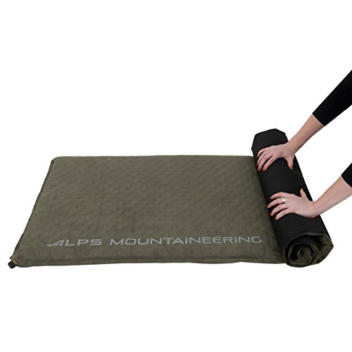 alps mountaineering air pad review
