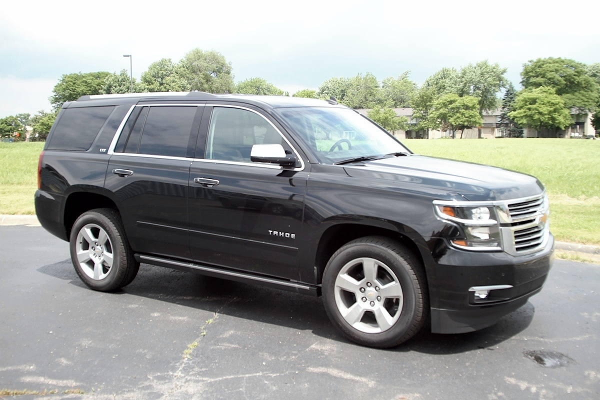 2015 chevy tahoe ltz review