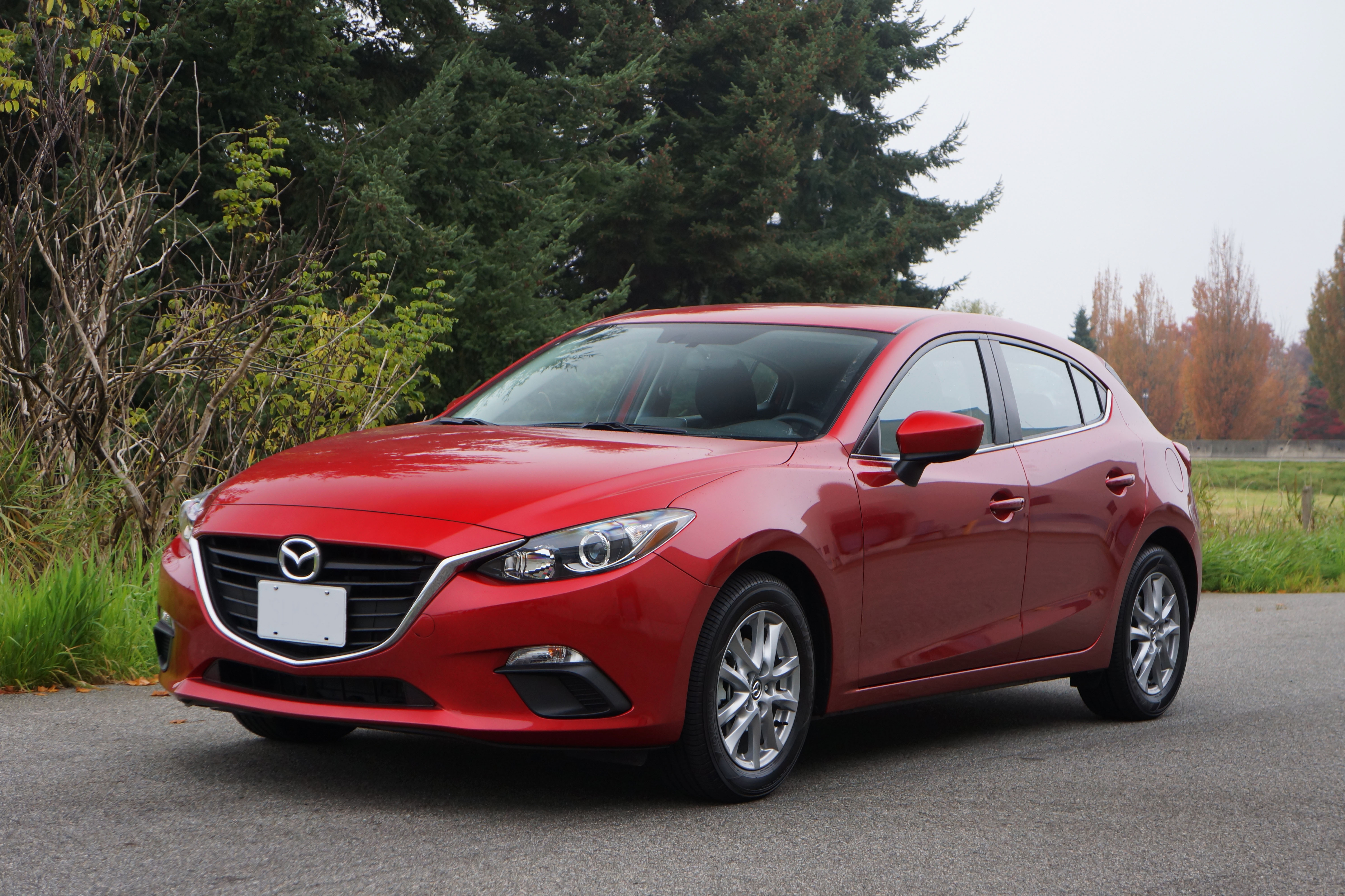 mazda 3 sport gs review