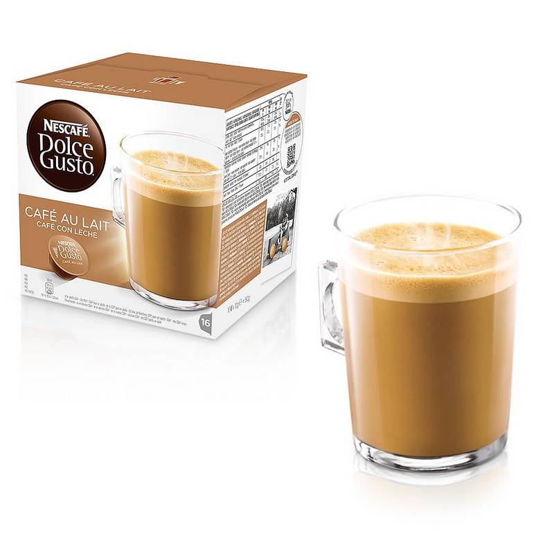 dolce gusto cafe au lait review