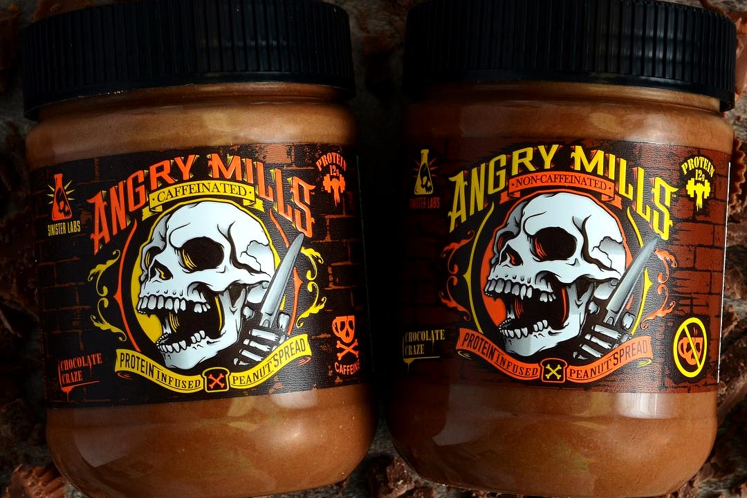 angry mills peanut butter review