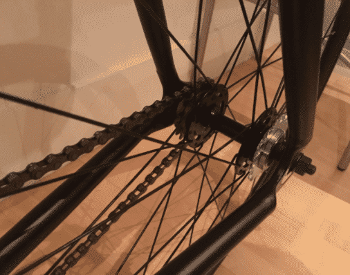 6ku track fixed gear bike review