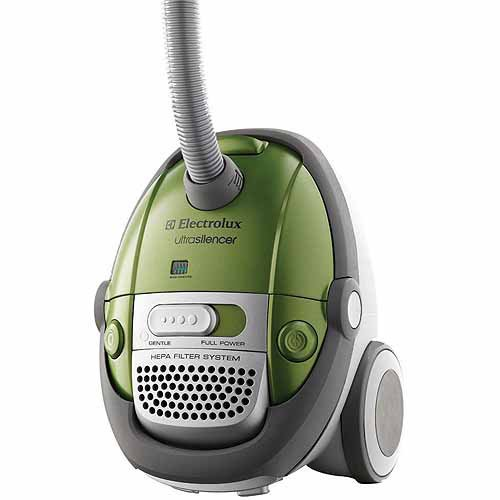 electrolux ultrasilencer canister vacuum review