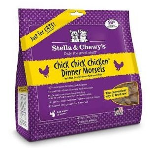 stella and chewy cat food reviews