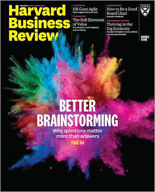 harvard business review institutional subscription