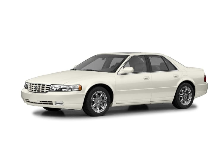 2003 cadillac seville sts reviews
