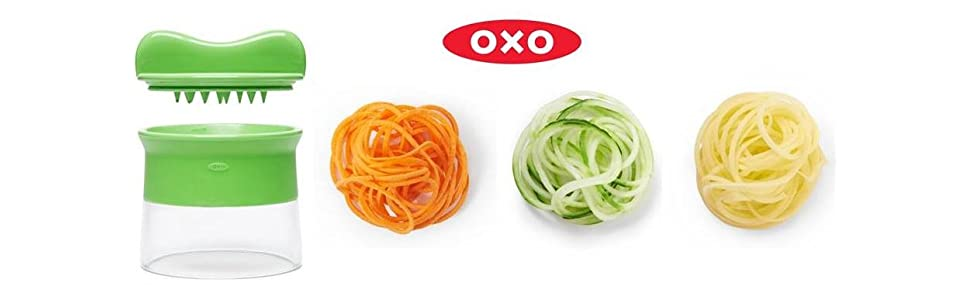 oxo good grips spiralizer review