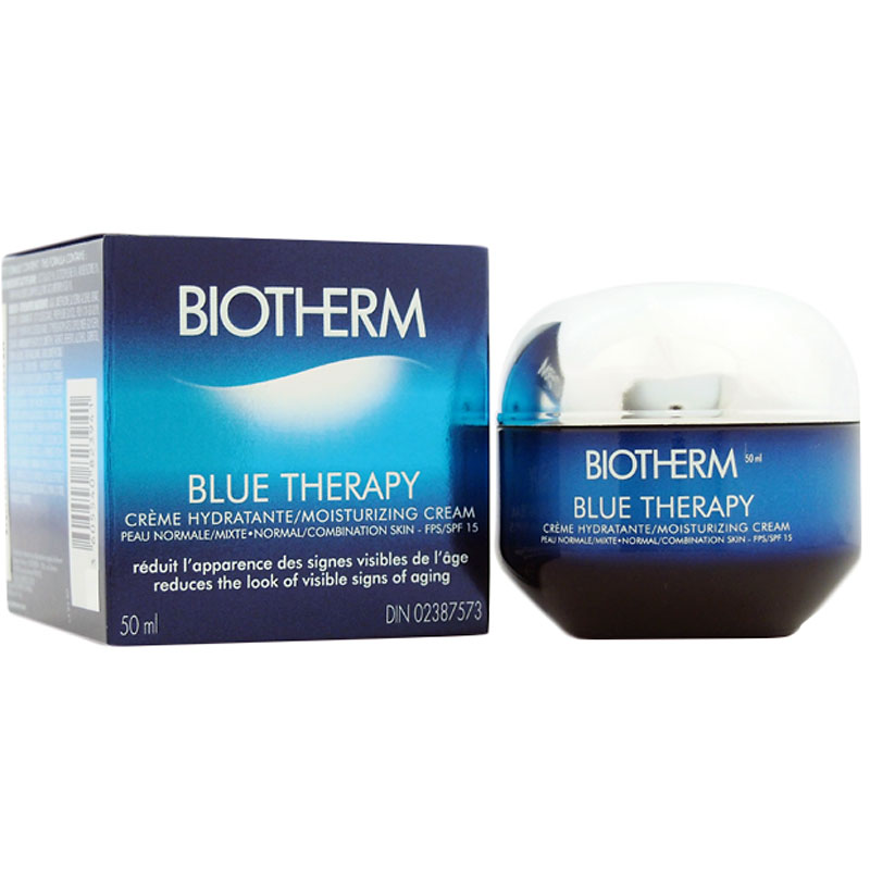 biotherm blue therapy day cream reviews