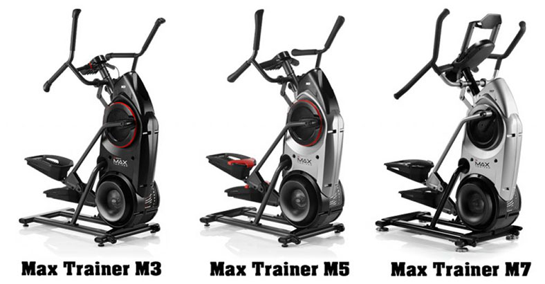 bowflex max trainer m3 vs m5 reviews