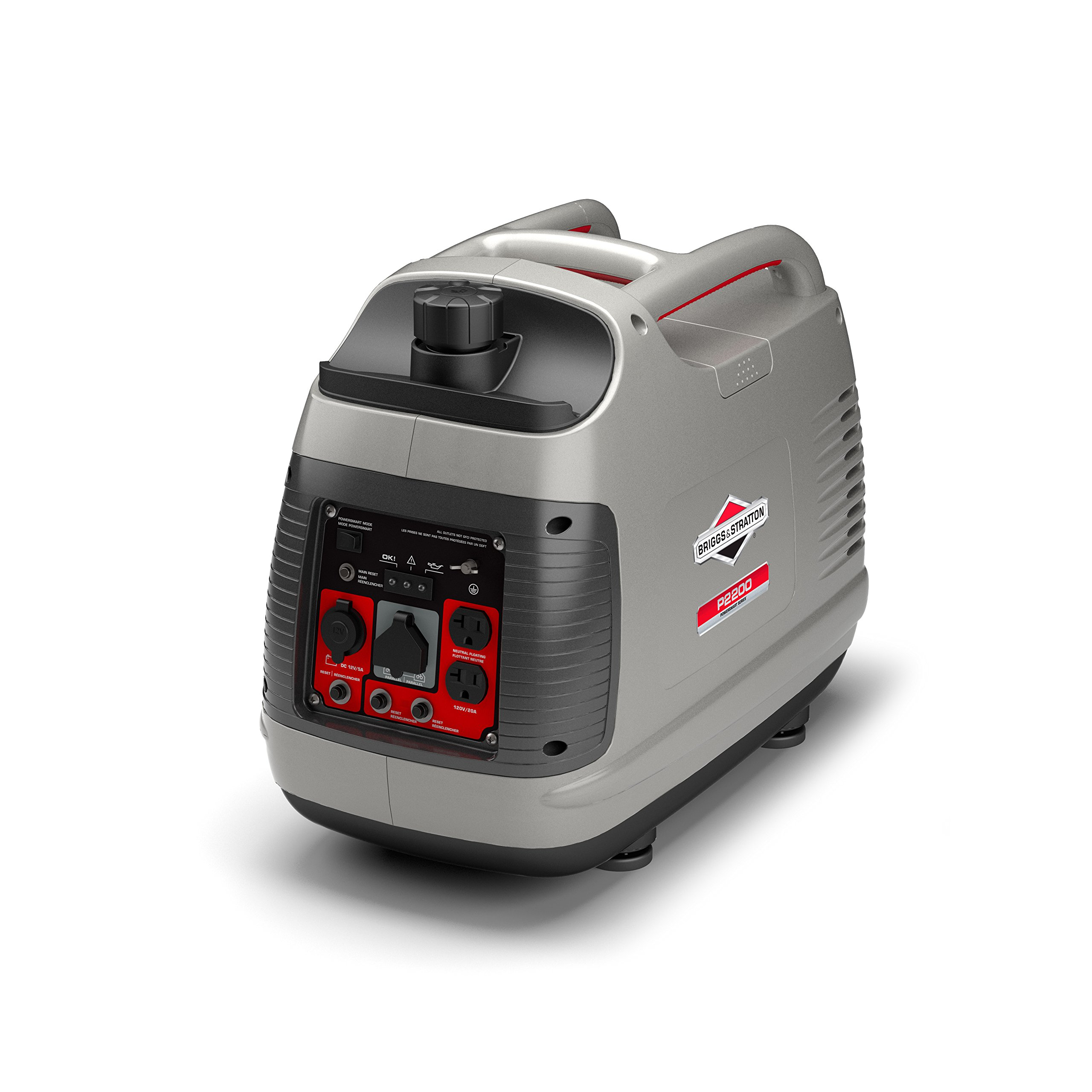 briggs & stratton 2000 watt inverter generator reviews