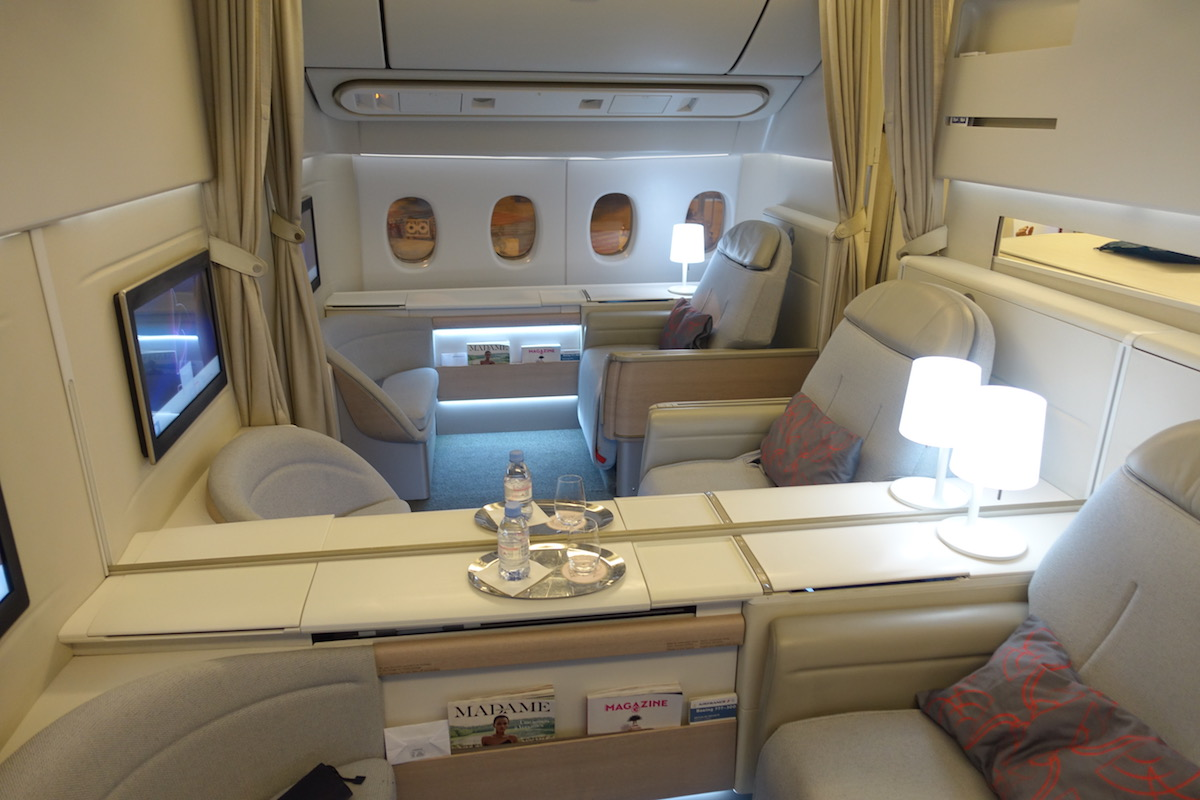 air france first class review