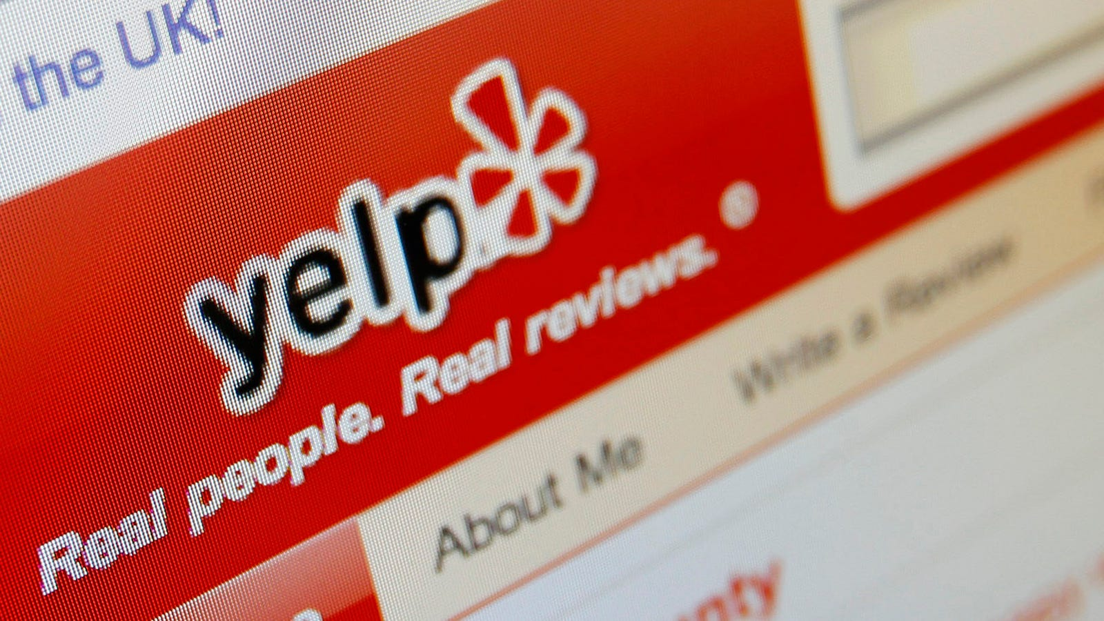 how to make yelp review anonymous