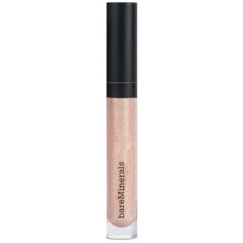 bare minerals plumping lip gloss review