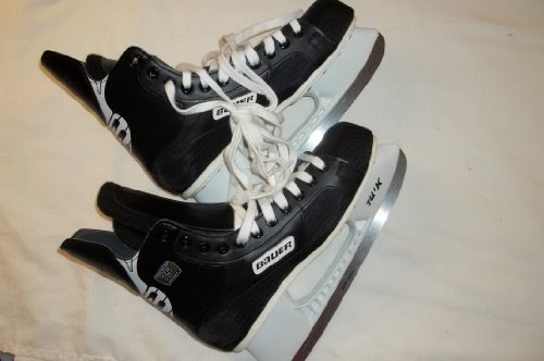 bauer impact 100 skates review