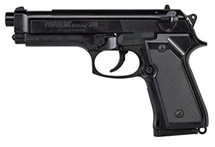 daisy powerline 340 pistol review
