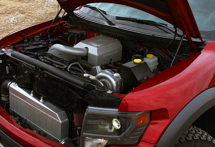 ford f150 6.2 l review