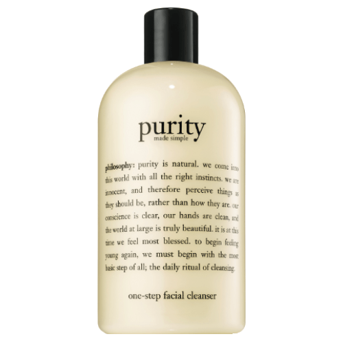 philosophy purity 3 in 1 cleanser review